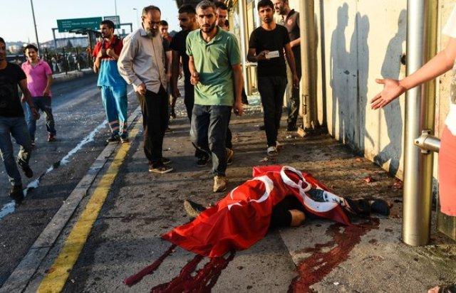 Golpe fallito Turchia morti