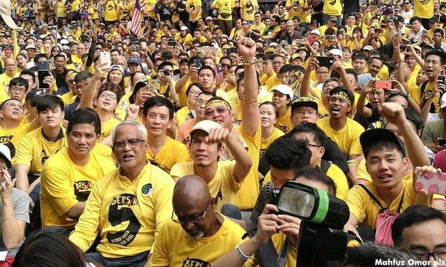 malesia protesta bersih 5 2016