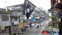 Filippine, jihadisti bandiera nera ISIS Marawi Mindanao.