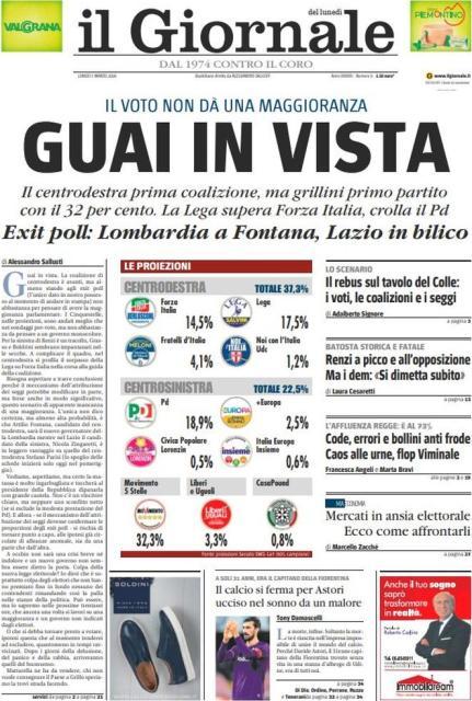 elezioni_prima_pagina_Giornale