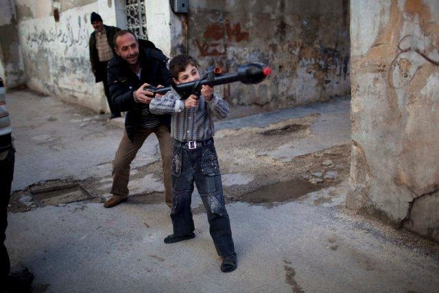 siria idlib foto