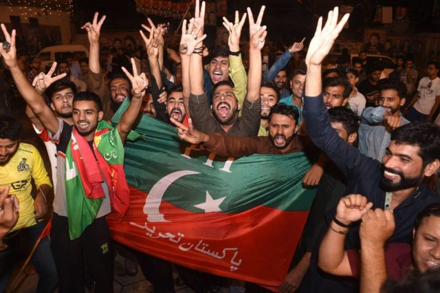 Pakistan Imran Khan Lahore, Pakistan