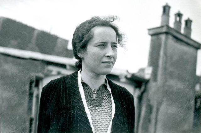 Hannah Arendt totalitarismo
