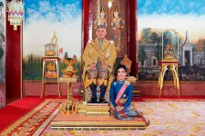 thailand king consort