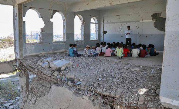 yemen-school