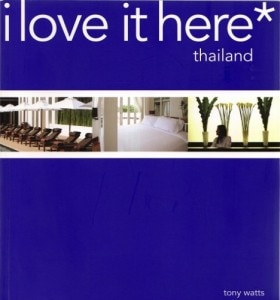 i love it here thailand
