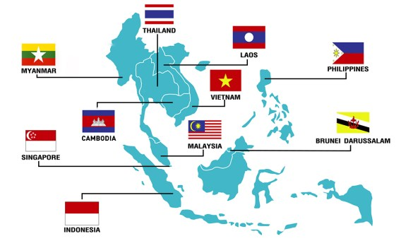 ASEAN is the Southeast Asian Regional Organization of which Taiwan is trying to join