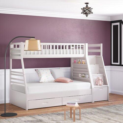 Tempat Tidur Tingkat Duco Sorong Minimalis