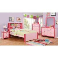 Set Kamar Tidur Anak Eiler Pink