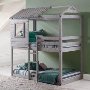 Tempat Tidur Tingkat Karakter Rumah