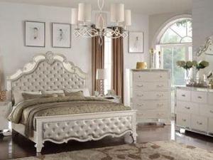 Kamar Set Mewah Klasik Warna Putih