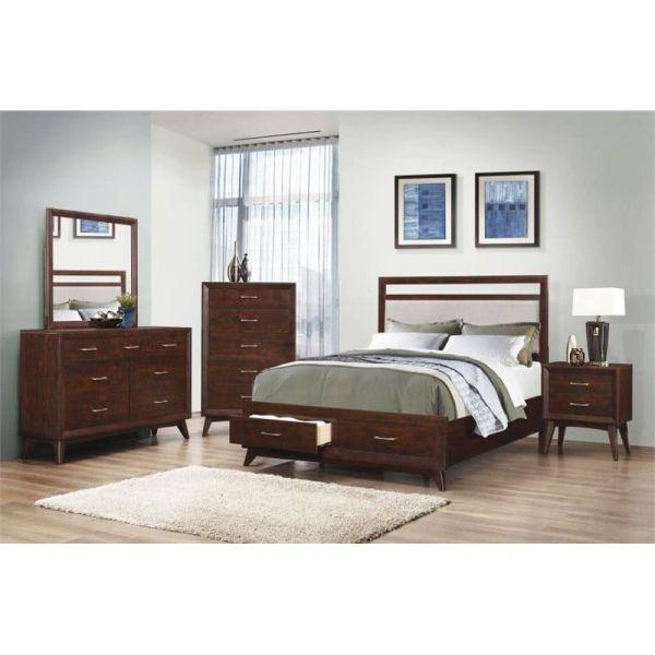 kamar set kayu jati klasik minimalis