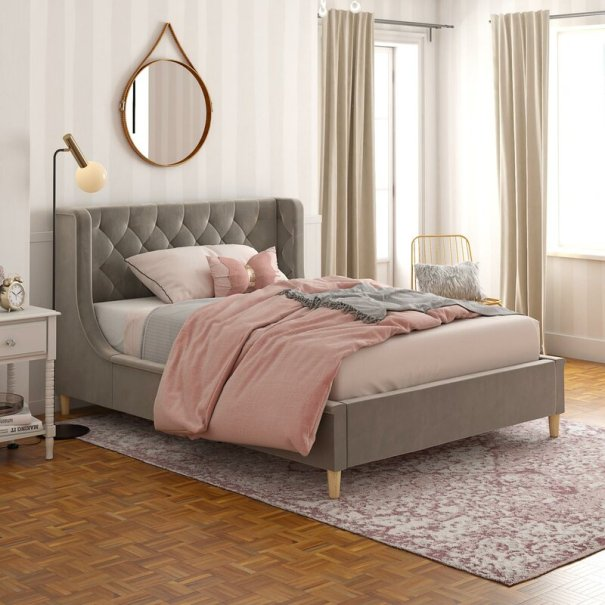 Tempat Tidur Minimalis Elegant Viera