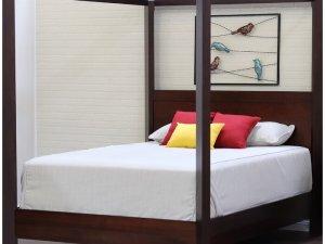 Tempat Tidur Minimalis Kelambu