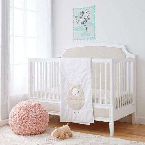 Box Bayi Minimalis Duco Putih