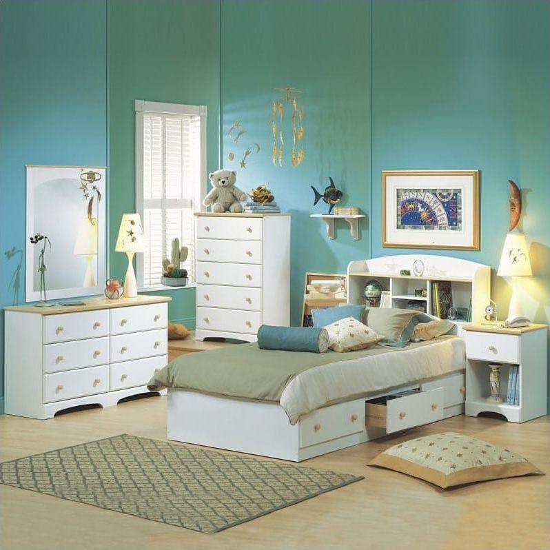 Kamar Set Anak Minimalis Laci