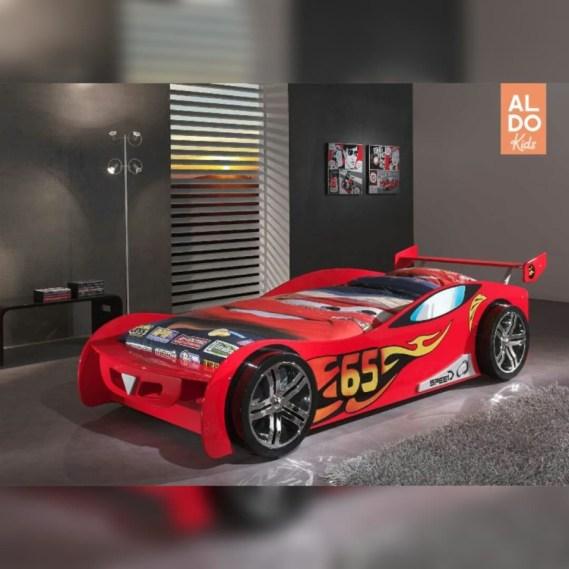 Tempat Tidur Anak Laki laki Karakter Mobil Balap Terbaru