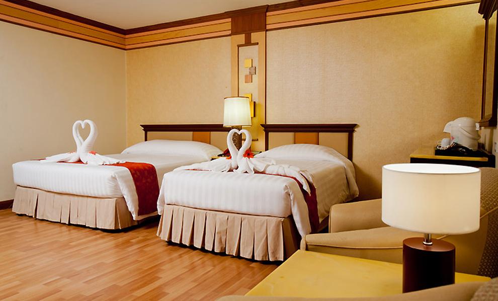 Asia Airport Hotel : Asia Suite
