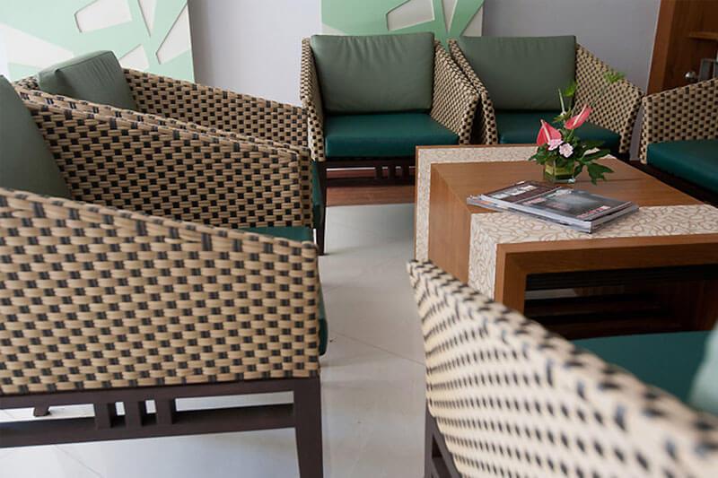 Asia Cha Am Hotel : Lounge