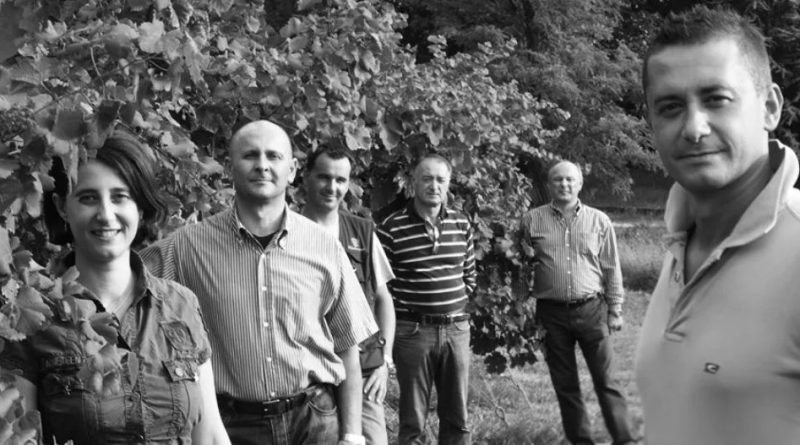 Salatin Wines Family
