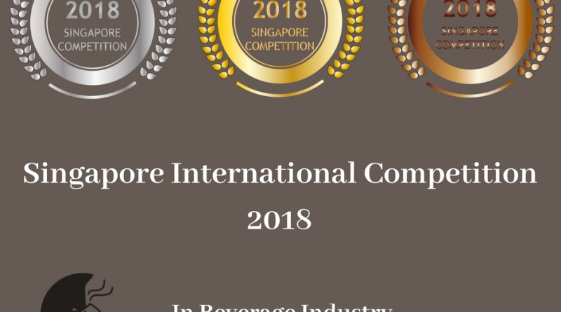 Singapore International Competition 2018