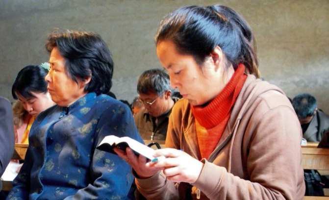 Bibles for China