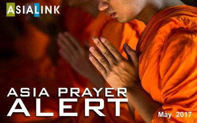 Monthly Prayer Alerts – May 2017