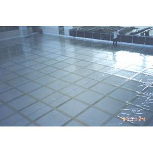 新店-室內運動場R.C浮動隔音地板工程介紹 編號:7414-翔安噪音防治有限公司