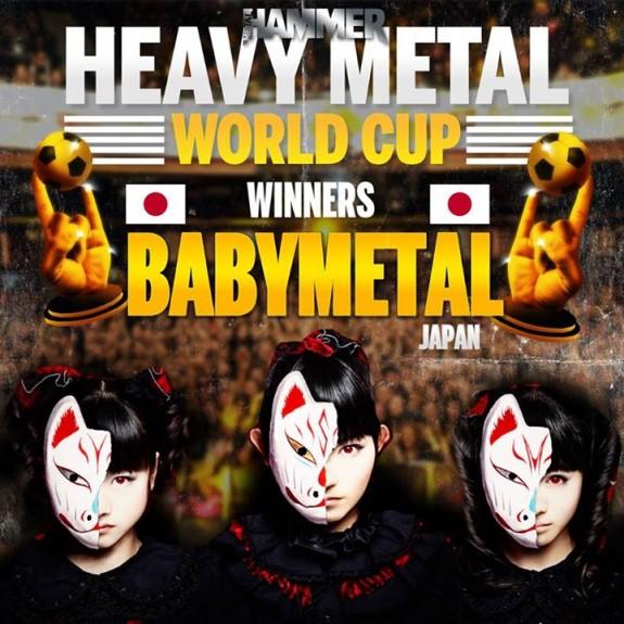 MetalHammerHeavyMetalWorldCupBABYMETAL