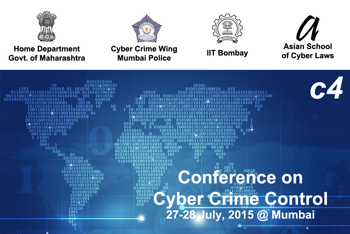 Conference on Cyber Crime Control, 2015