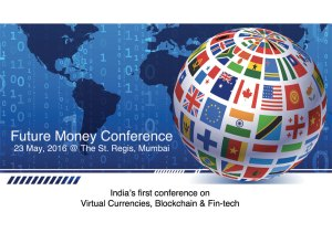 Future Money Conference (India), 2016
