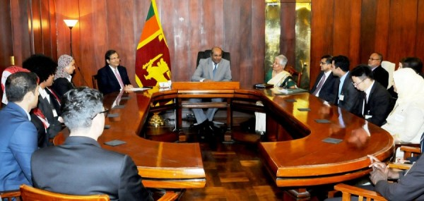 Sri Lanka Foreign Policy And Economic Diplomacy Dialogue ...