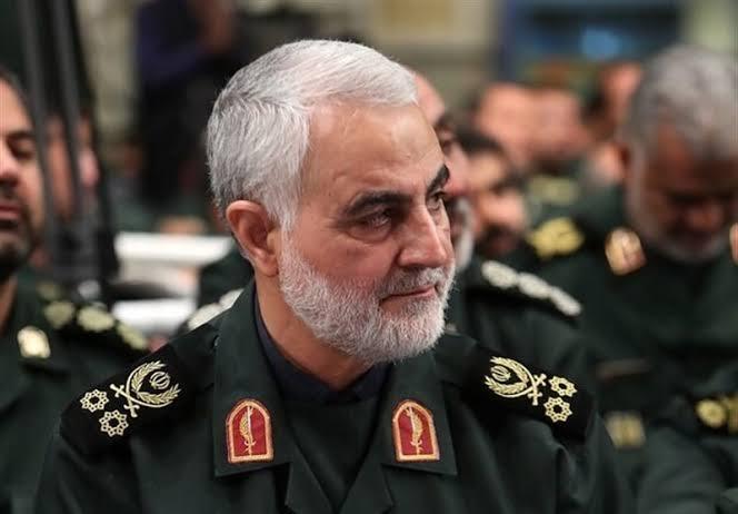 Qassem Soleimani: Thousands march in Baghdad to mark 1st martyrdom anniversary of Iranian top commander General Soleimani as well as Iraqi commander Abu Mahdi al-Muhandis