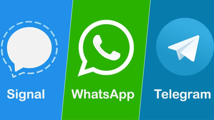 Downloads of WhatsApp rivals surge due to privacy concerns