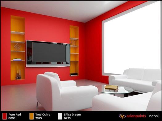 Trendy Asian Paints Interiors Beautiful Interior Paint