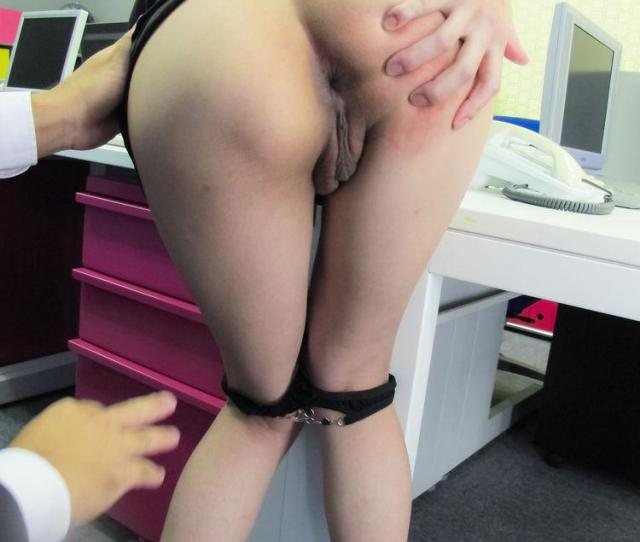 Sexy Office Girl Ibuki Huge Fuck From Her Behind By A Hunky Big Cock