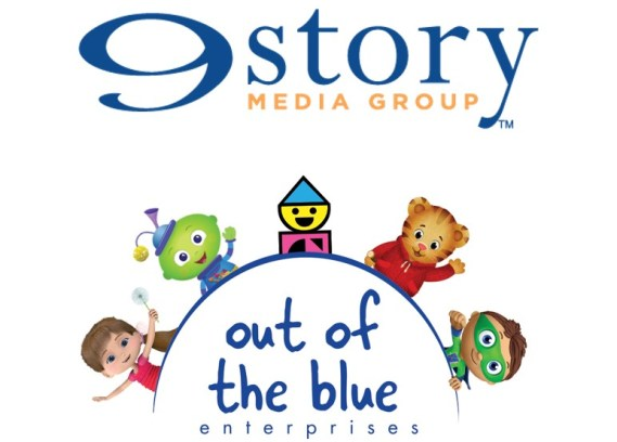 9 Story Media Group out of the Blue Enterprises