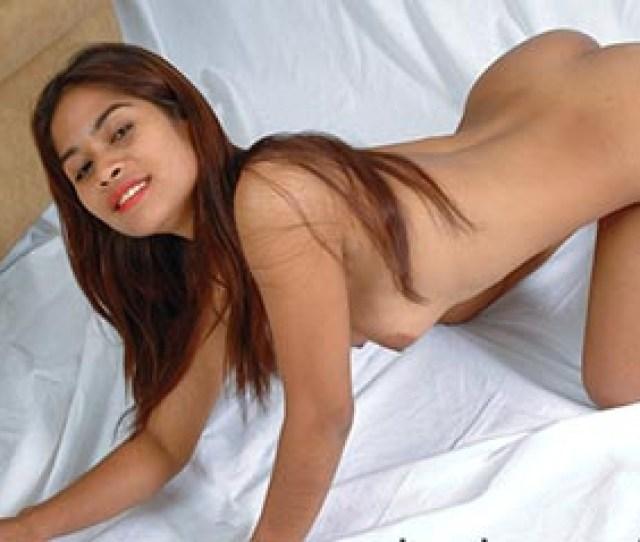 Naked On Floor Beautiful Filipina Nude