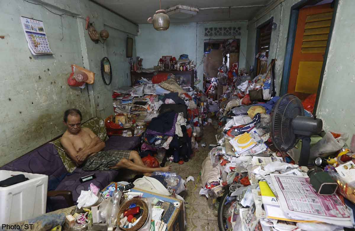 Pest Infested Flat Plagues Neighbours Singapore News