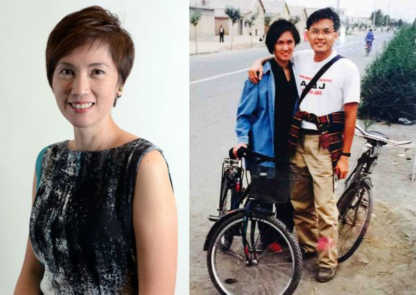 Be proactive and let fate work magic, Josephine Teo urges ...