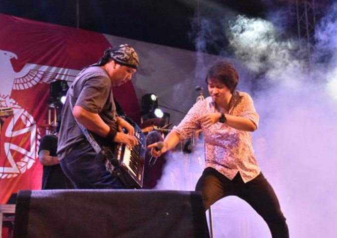 Iron Cross from Myanmar to play a concert in Singapore ...