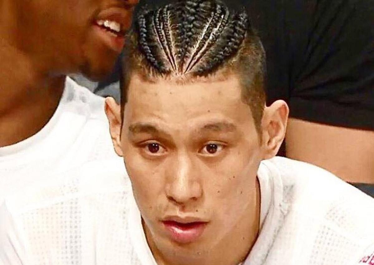 Basketball Player Jeremy Lin Slammed For Braided Hairdo