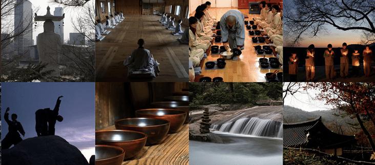 korea temple stay