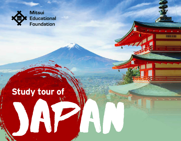 Mitsui Study Tour