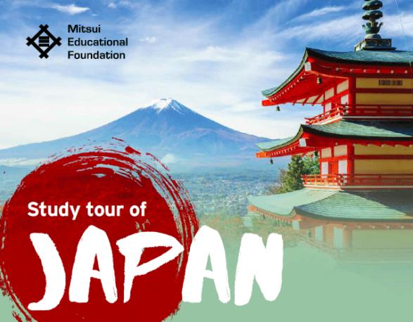 Mitsui Study Tour Japan