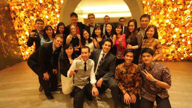 Gala Dinner at APEC Youth Summit