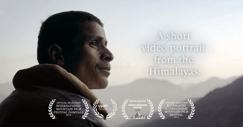 Lifelines, a short video portrait from the Himalayas. Credit: Lifelines film