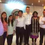 John and the team at FICCI, Delhi