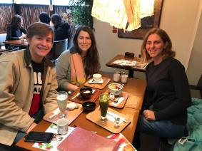 Make connections in Akita that truly want to know about Japan beyond just Tokyo and Osaka!