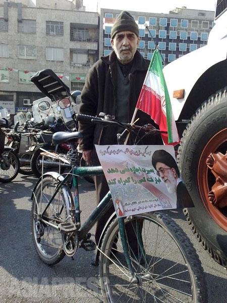 【連載】イランを好きですか?[大村一朗]~テヘラン、8年の家族滞在記~56 騒乱の中で(10)